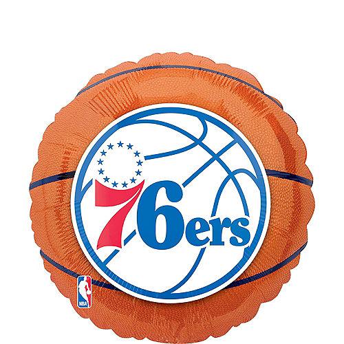 Philadelphia 76ers Balloon - Basketball Image #1