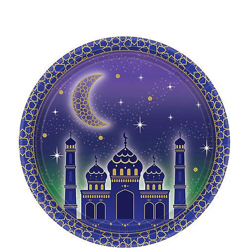 Eid Dessert Plates 8ct Image #1