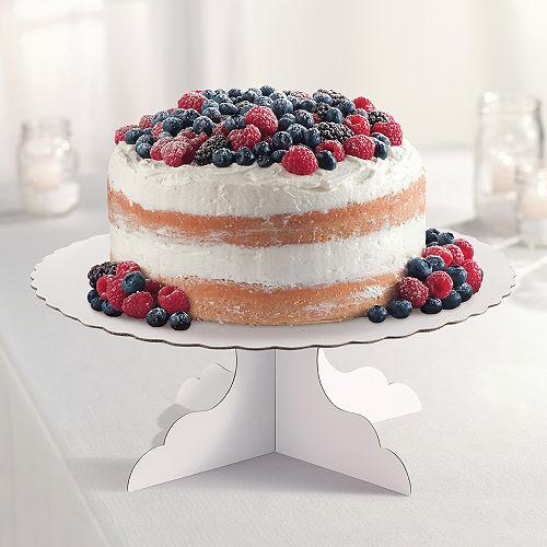 White Cake Stand Image #2