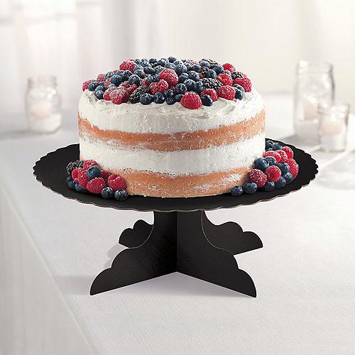 Black Cake Stand Image #2