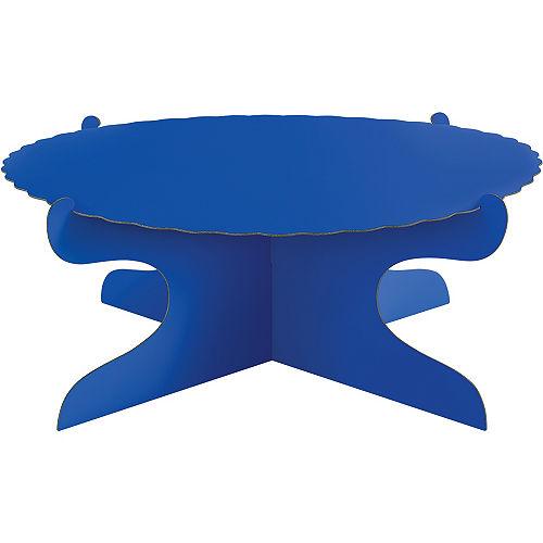 Royal Blue Cake Stand Image #1