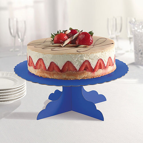 Royal Blue Cake Stand Image #2