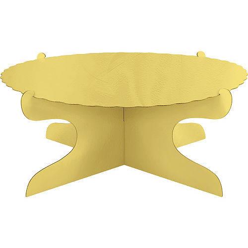 Gold Cake Stand Image #1