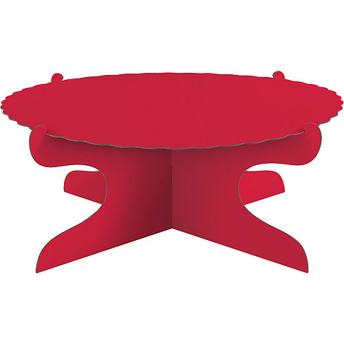 Red Cake Stand Image #1