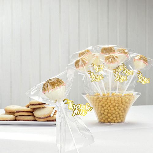 White Cake Pop Kit for 24 Image #2