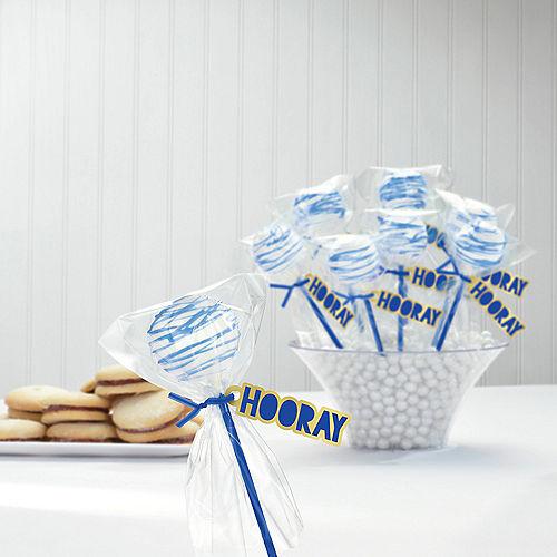 Royal Blue Cake Pop Kit for 24 Image #2