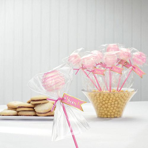 Pink Cake Pop Kit for 24 Image #2