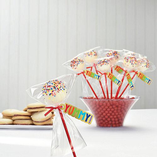 Rainbow Cake Pop Kit for 24 Image #2