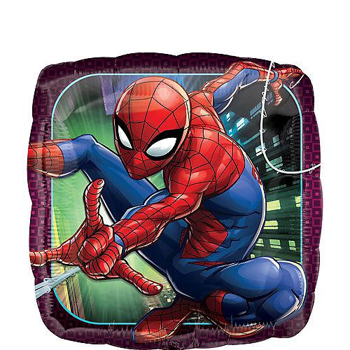 Spider-Man Webbed Wonder Balloon, 16 1/2in Image #1