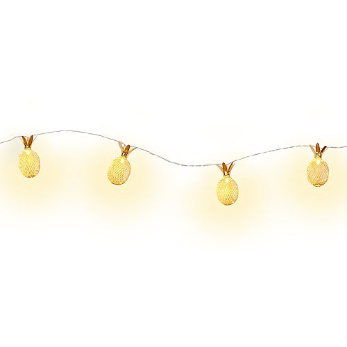 Pineapple LED String Lights Image #2