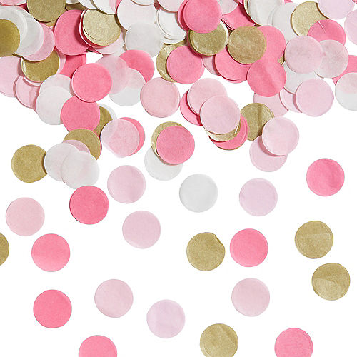 Tropical Wedding Confetti Bag Image #2