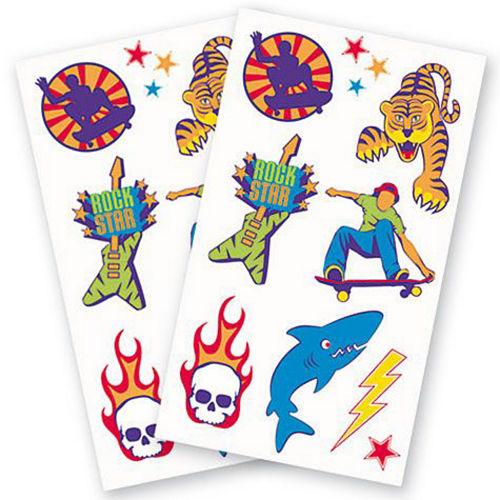 Super Cool Tattoos 48ct Image #2