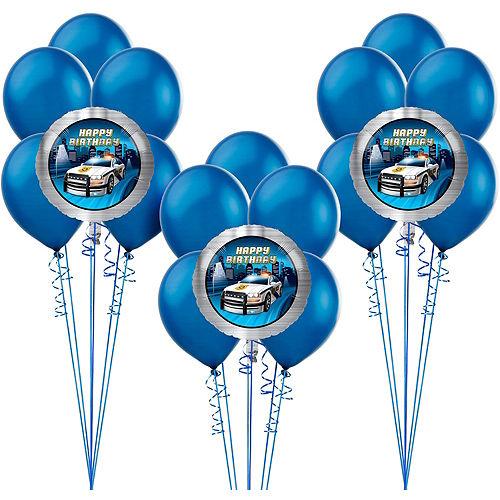 Police Balloon Kit Image #1