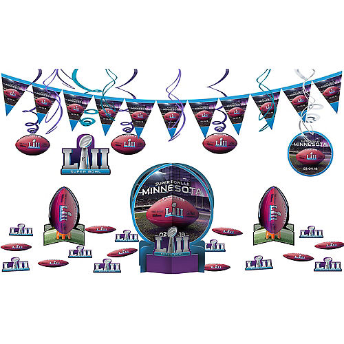 Super Bowl Decorating Kit Image #1