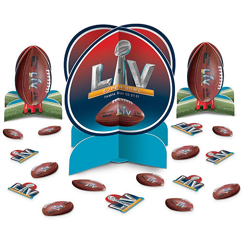 Super Bowl Decorating Kit Image #2