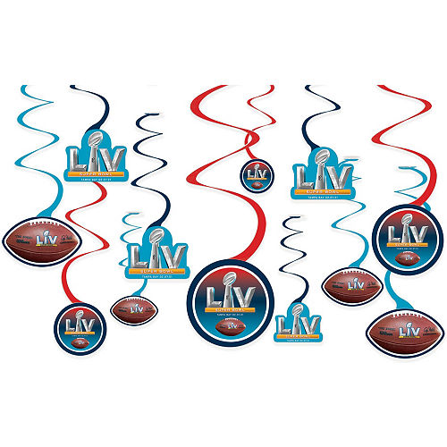 Super Bowl Decorating Kit Image #3