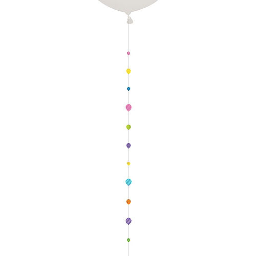 Colorful Balloons Balloon Tail Image #1