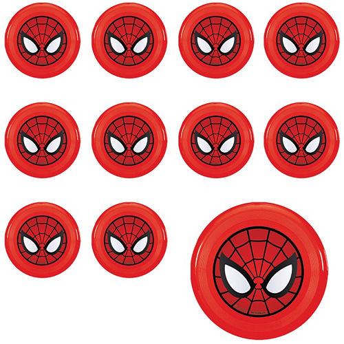 Spider-Man Webbed Wonder Flying Discs 48ct Image #1