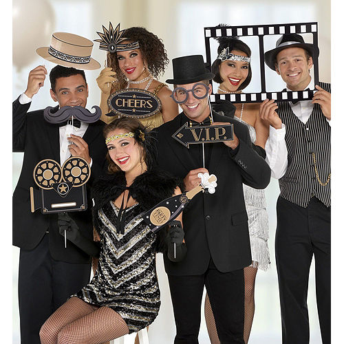 Hollywood Photo Booth Kit Image #3