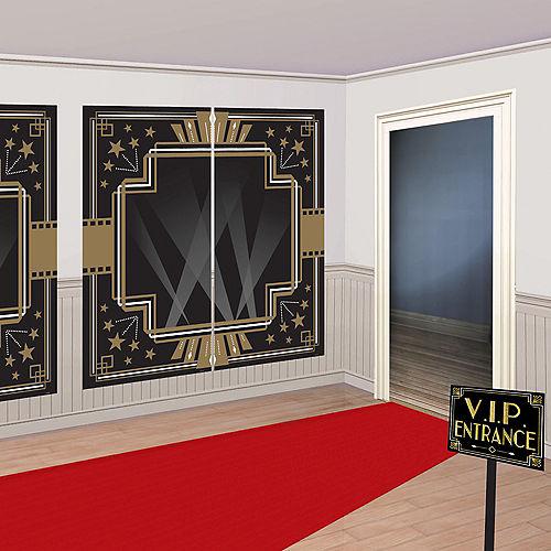 Hollywood Entryway Decorating Kit Image #1