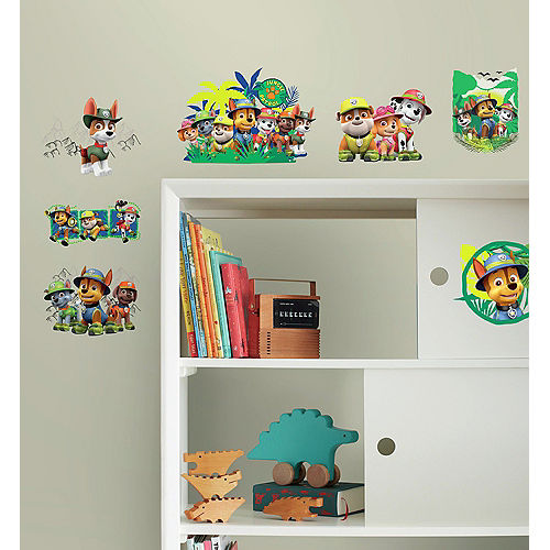 PAW Patrol Wall Decals 14ct Image #1