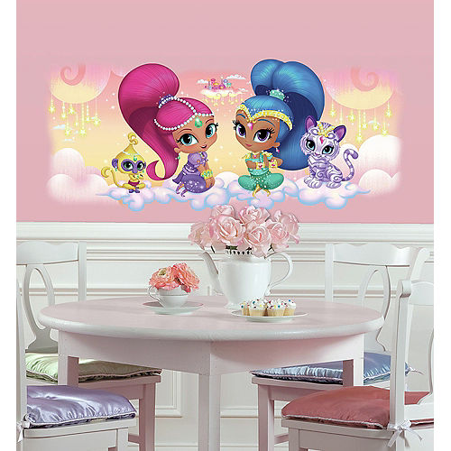 Shimmer and Shine Wall Decal Image #1