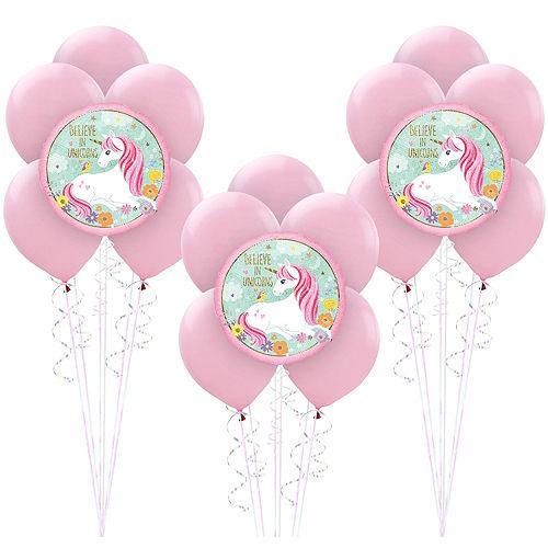 Magical Unicorn Balloon Kit Image #1
