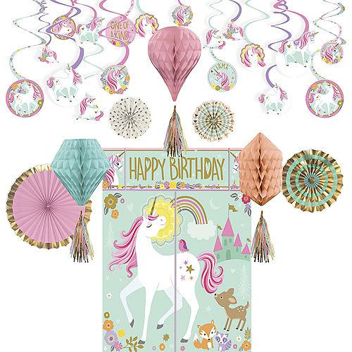 Magical Unicorn Decorating Kit Image #1