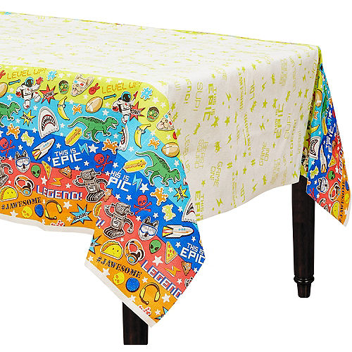 Epic Party Table Cover Image #1