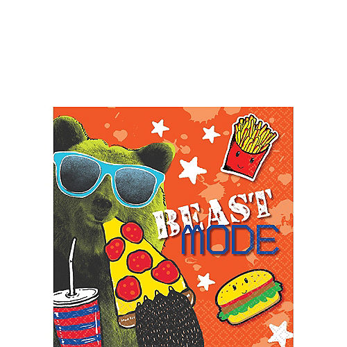 Epic Party Beverage Napkins 16ct Image #1