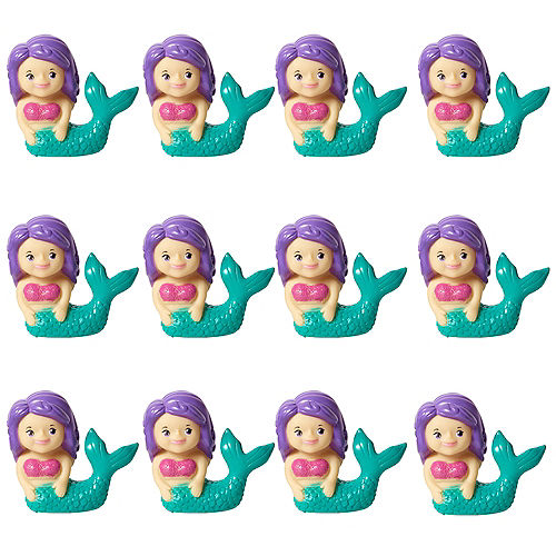 Mermaid Squirt Toy 12ct Image #1