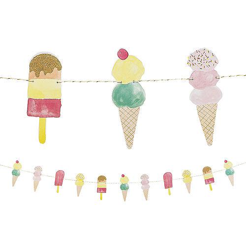 Ice Cream Garland Image #1