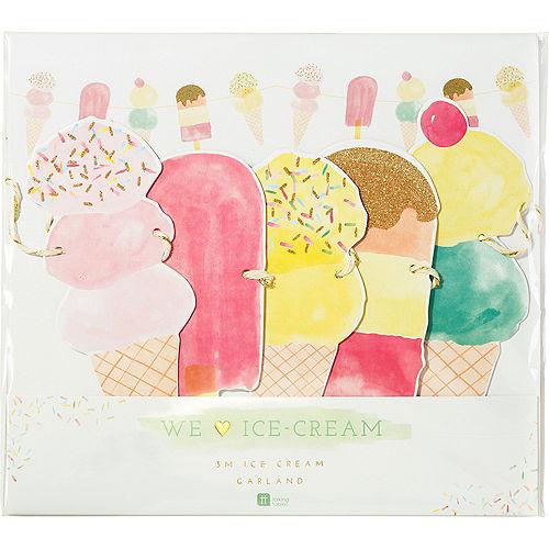 Ice Cream Garland Image #2