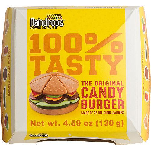 Burger Gummy Candy 22pc Image #3