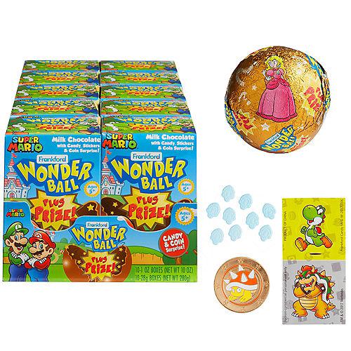 Milk Chocolate Super Mario Wonder Ball Image #1