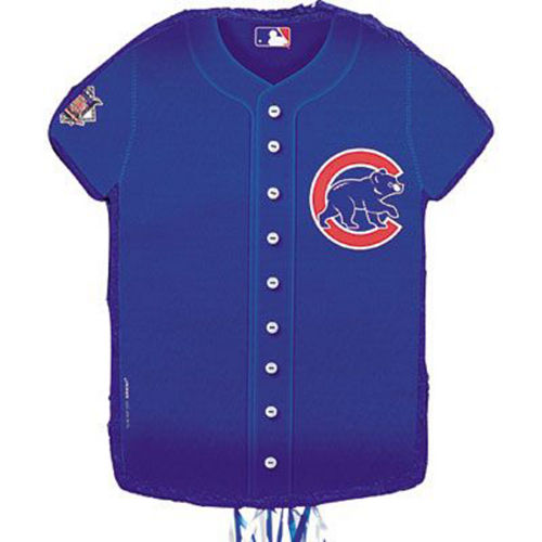 Chicago Cubs Pinata Kit with Candy & Favors Image #2