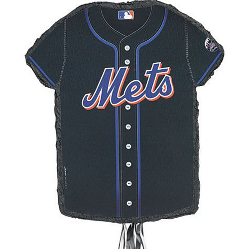 New York Mets Pinata Kit with Candy & Favors Image #2
