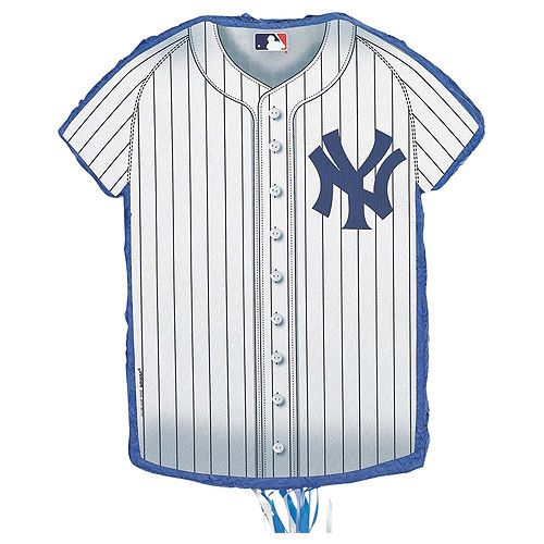 New York Yankees Pinata Kit with Candy & Favors Image #2