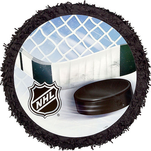 NHL Pinata Kit with Candy & Favors Image #2