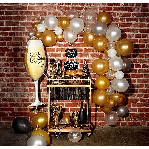Air-Filled Bubbly Balloon Garland Kit Image #1