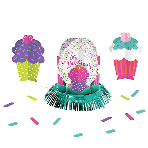 Colorful Sprinkles Table Decorating Kit 23pc Image #1