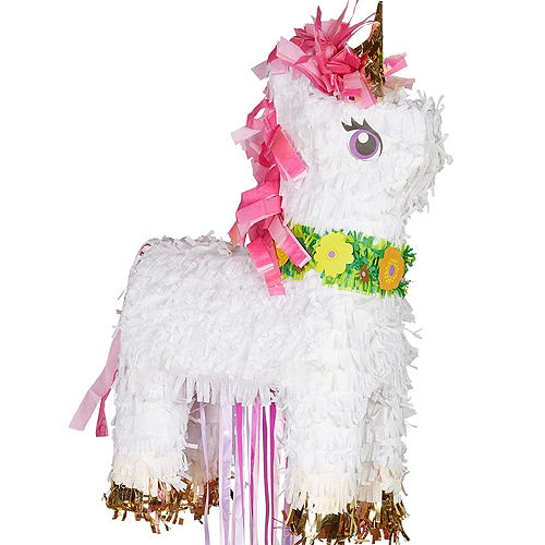 Sparkling Unicorn Pinata Kit Image #2