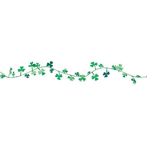 Happy St. Patrick's Day Shamrock Super Decorating Kit Image #4
