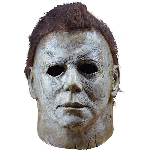 Scary Michael Myers Mask - Halloween 2018 Movie Image #1