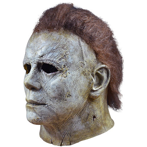 Scary Michael Myers Mask - Halloween 2018 Movie Image #2