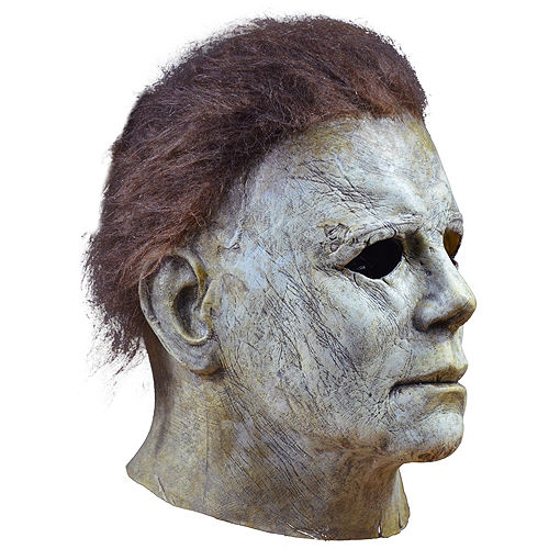 Scary Michael Myers Mask - Halloween 2018 Movie Image #3