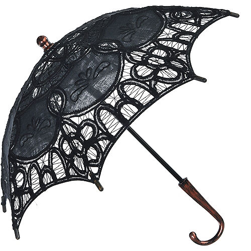 Steampunk Umbrella Image #1