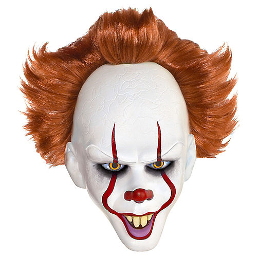 Pennywise the Dancing Clown Mask - It Image #1