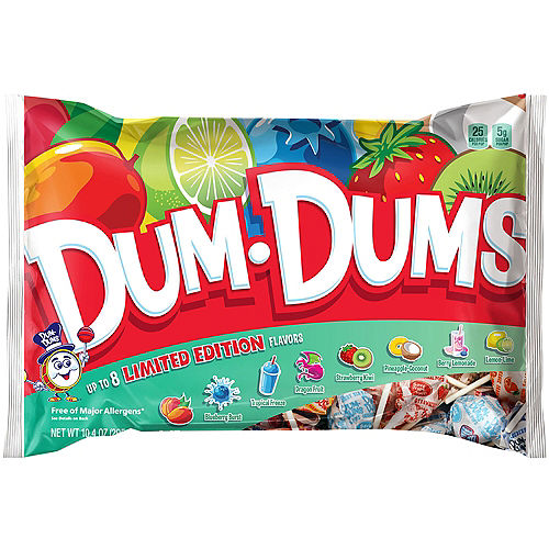 Dum Dum Summertime Favorites Pops 44ct Image #1