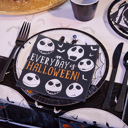 The Nightmare Before Christmas Lunch Napkins 16ct Image #2
